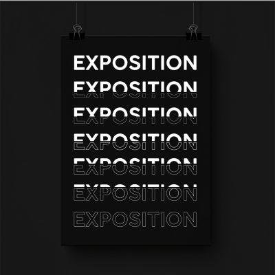 mockup expo carré b